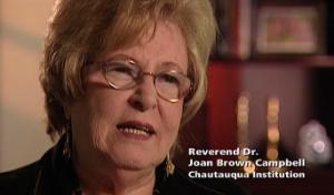 Rev Joan Brown Campbell-Chautauqua Institution