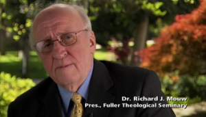 Richard Muow-Fuller Theological Seminary