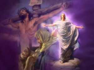 JESUS-CRUCIFIED-RESURRECTION