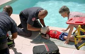 Swimming pools are about 100 times more deadly to children than guns.